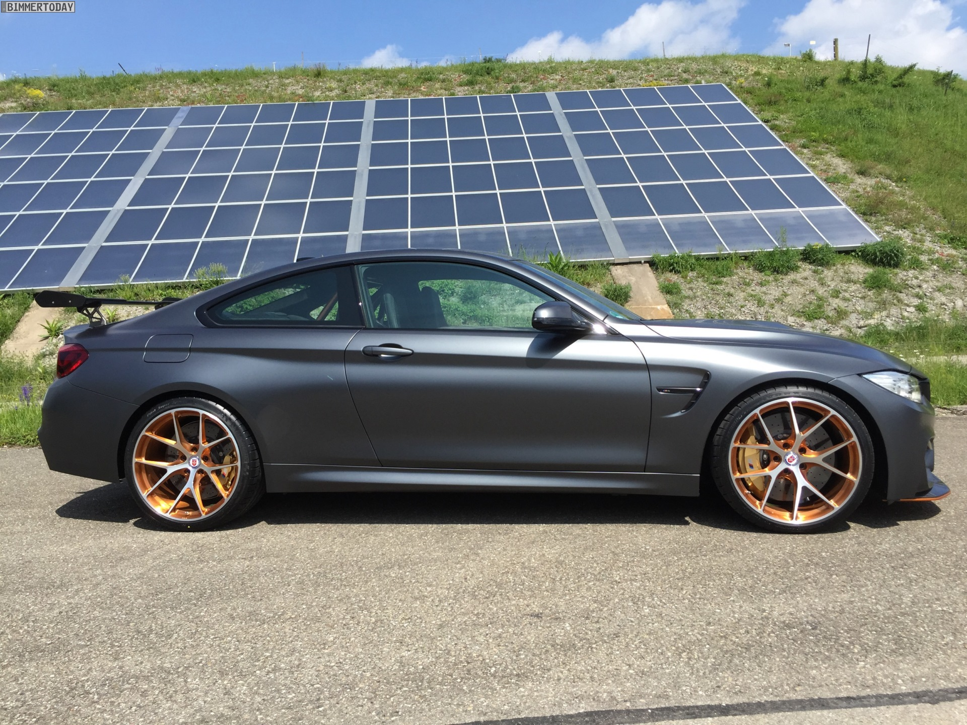 New Hre Custom Wheels For The Bmw M4 Gts