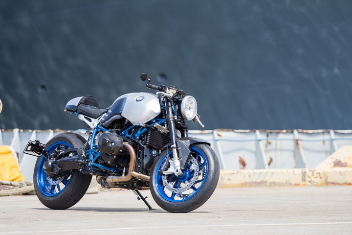 Exclusive Bmw Motorcycles Of San Francisco Creates One Off Masterpiece