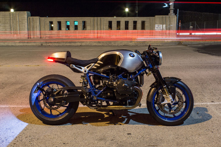 San Francisco Motorcycle >> Exclusive Bmw Motorcycles Of San Francisco Creates One Off
