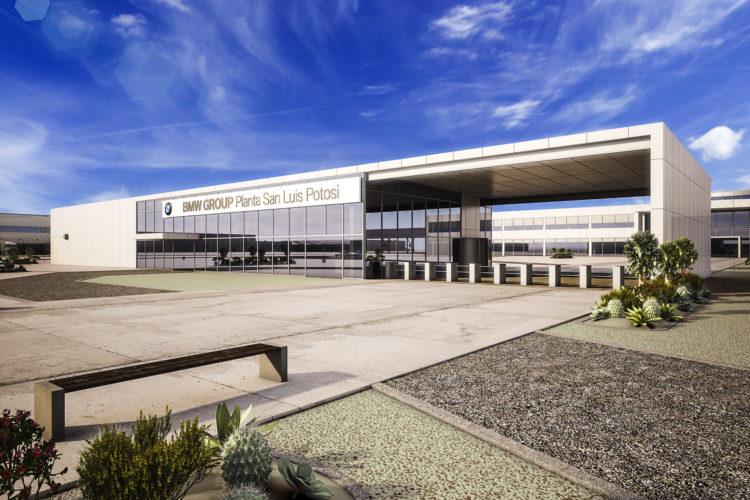 BMW Plant Mexico 1 750x500