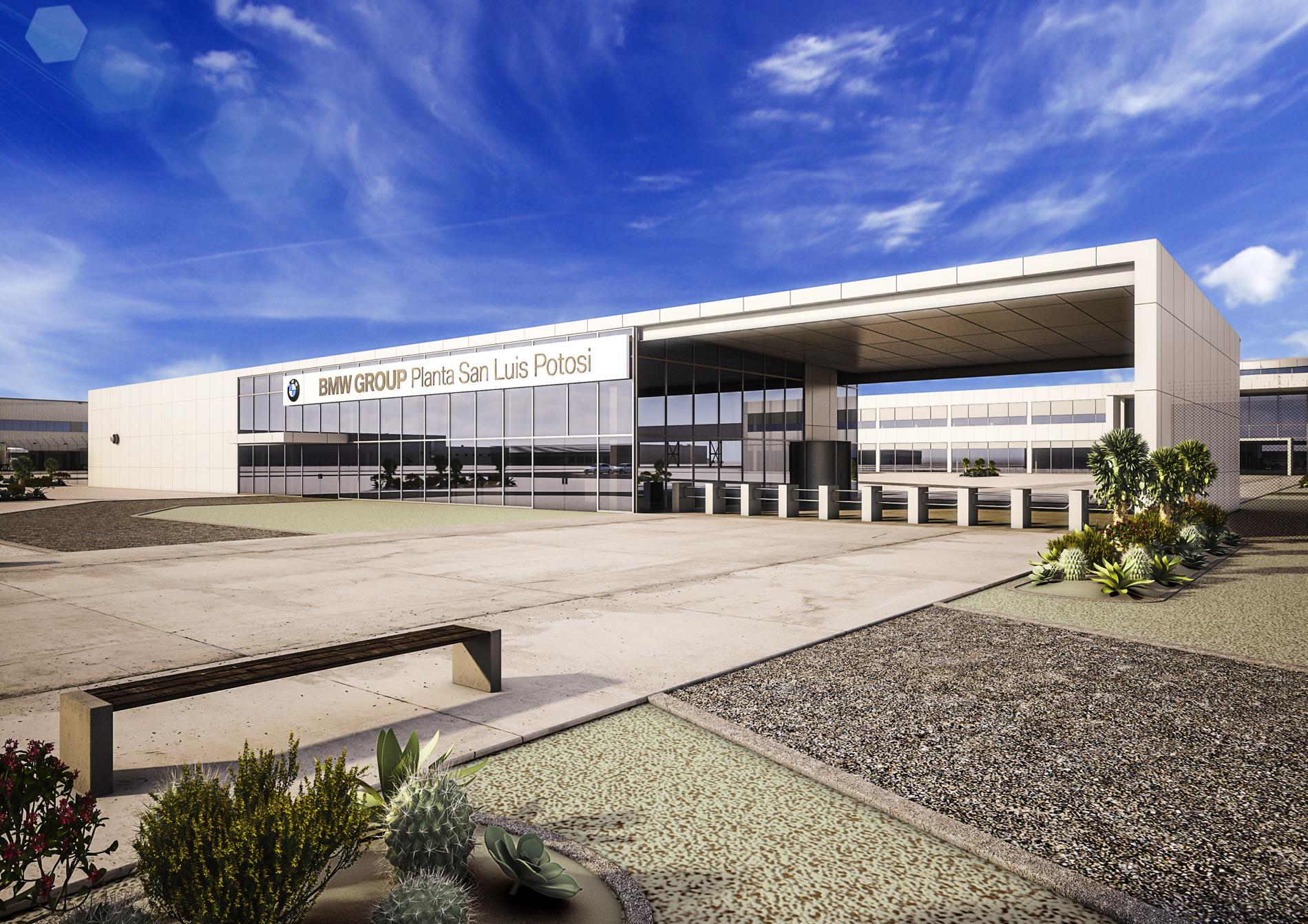 BMW Plant Mexico 1