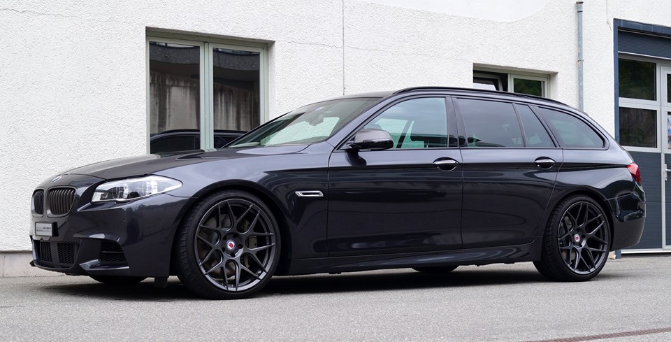 Cartech Bmw M550d Xdrive Has 457 Hp For Autobahn Cruising