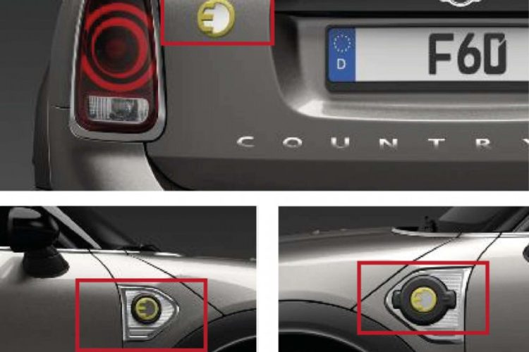 Mini Countryman E Plug In Hybrid Revealed