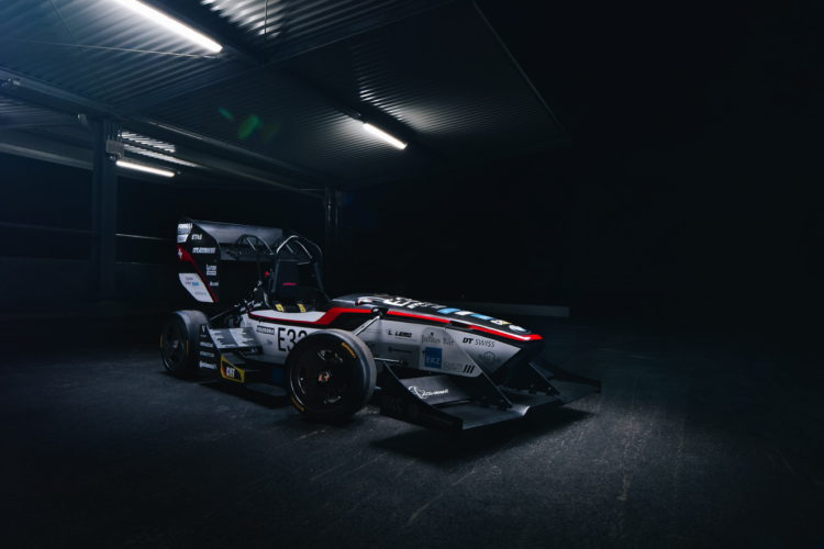 Formula Student Team electric car 1 750x500
