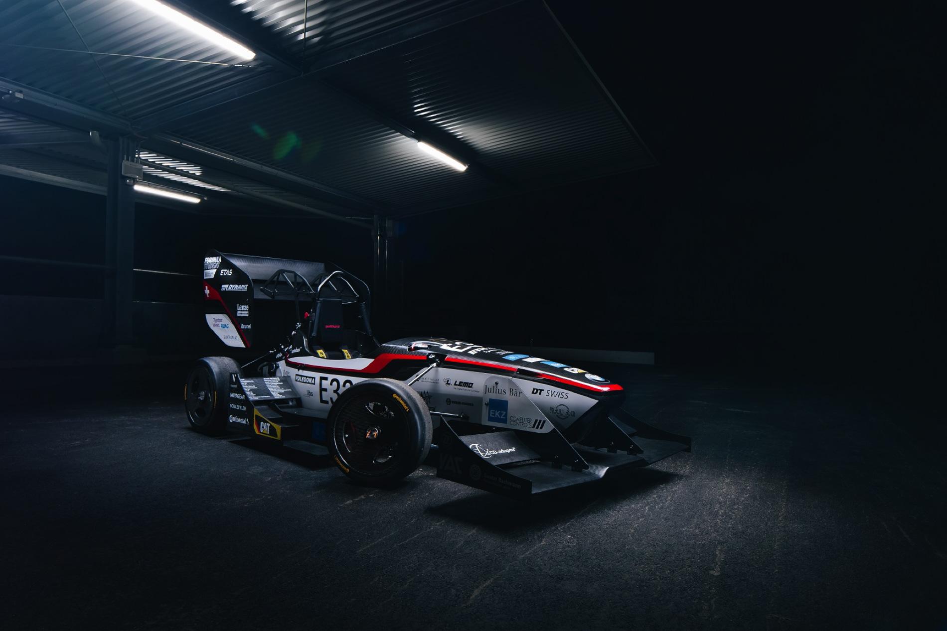 Formula Student Team electric car 1