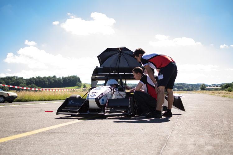 Formula Student Team electric car 2 750x500