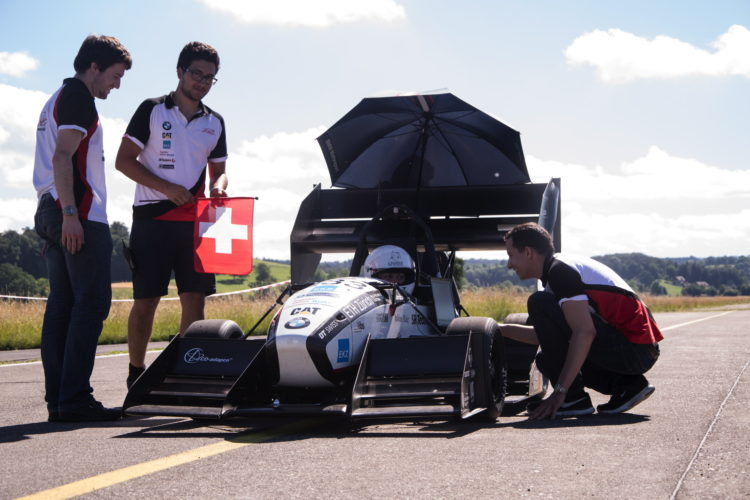Formula Student Team electric car 3 750x500
