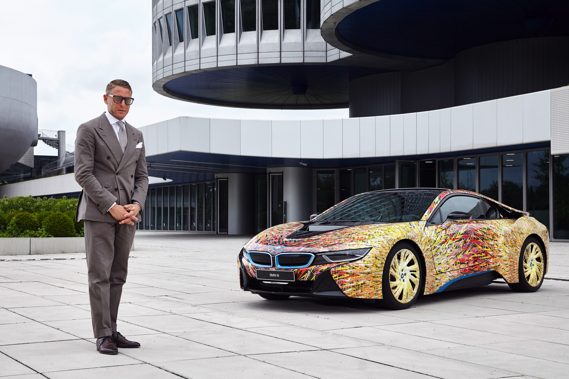 Garage Italy BMW i8 8