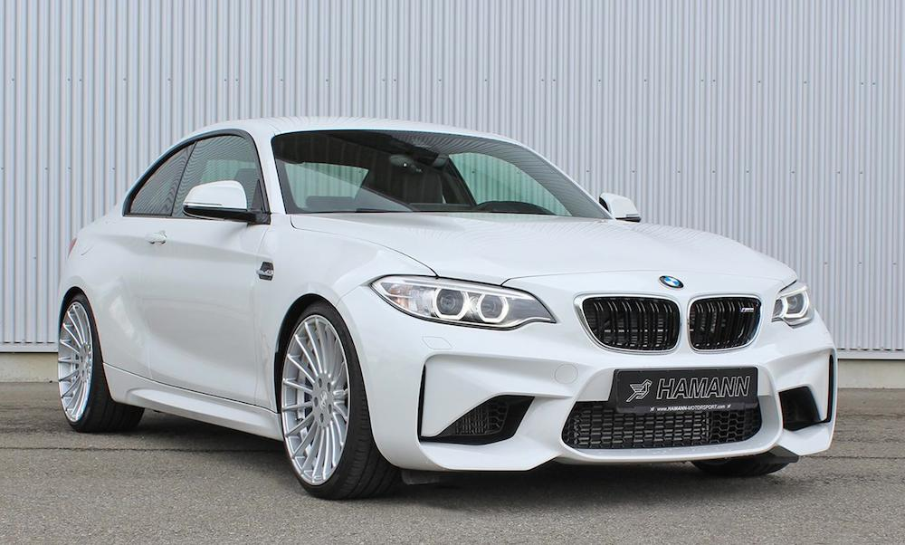 Hamann BMW M2 Wheels 0
