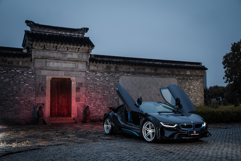 Energy Motor Sport Evo Bmw I8 Lr Edition
