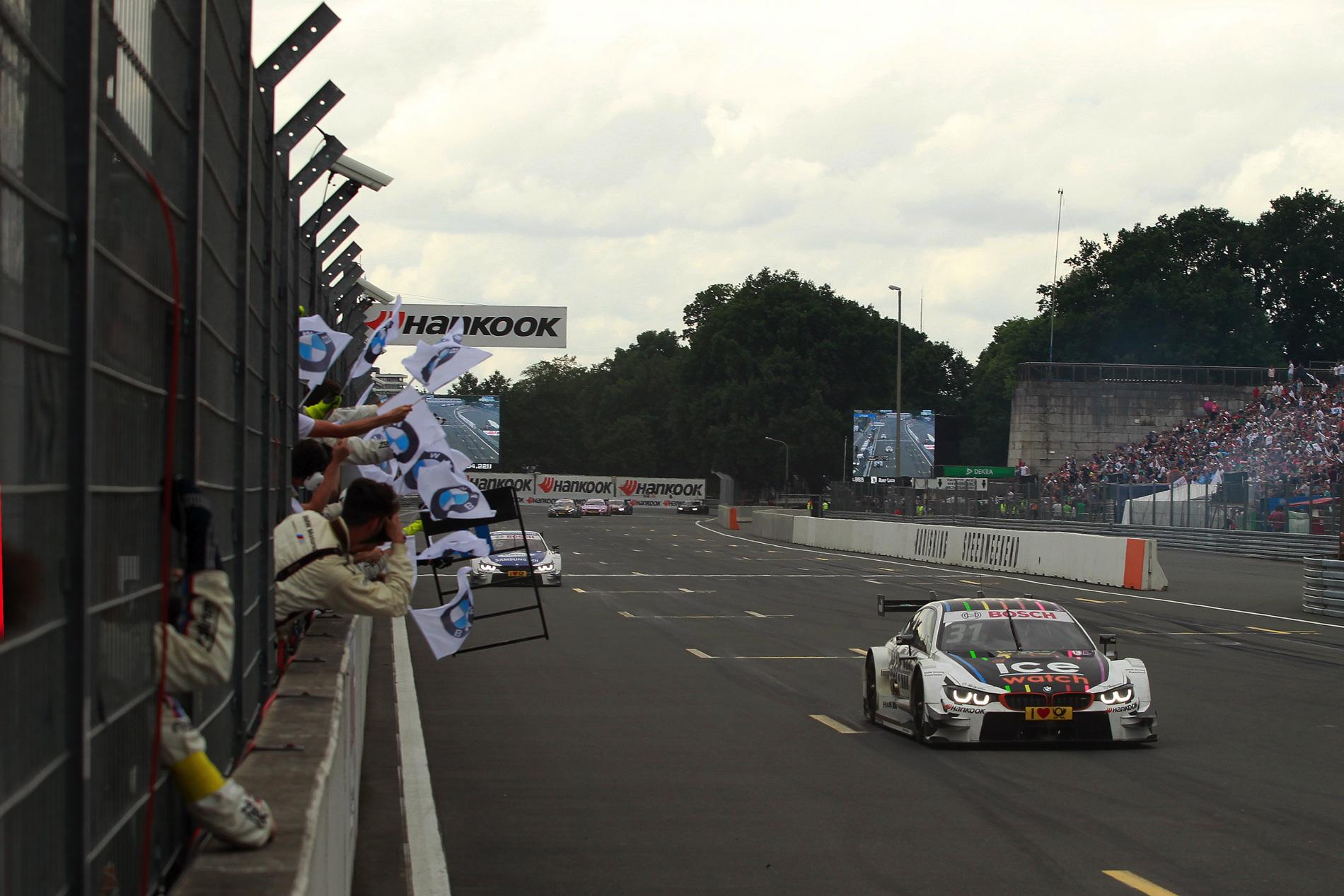 Norisring BMW DTM 5