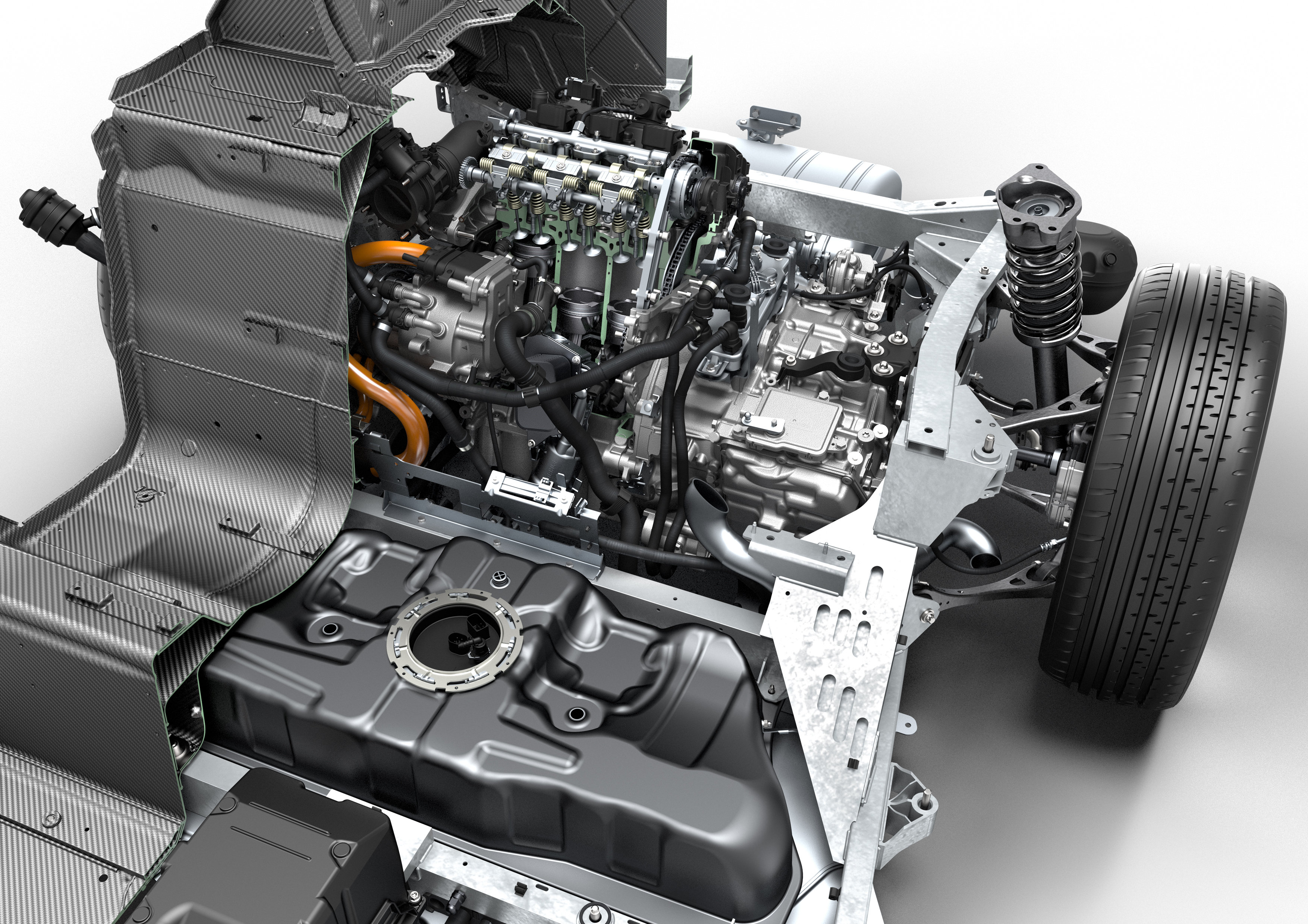 Lithium Ion Car Battery >> BMW i8 Wins Engine of the Year Award 2016