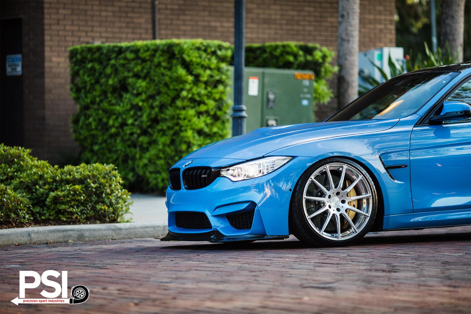 PSI Yas Marina BMW M3 2