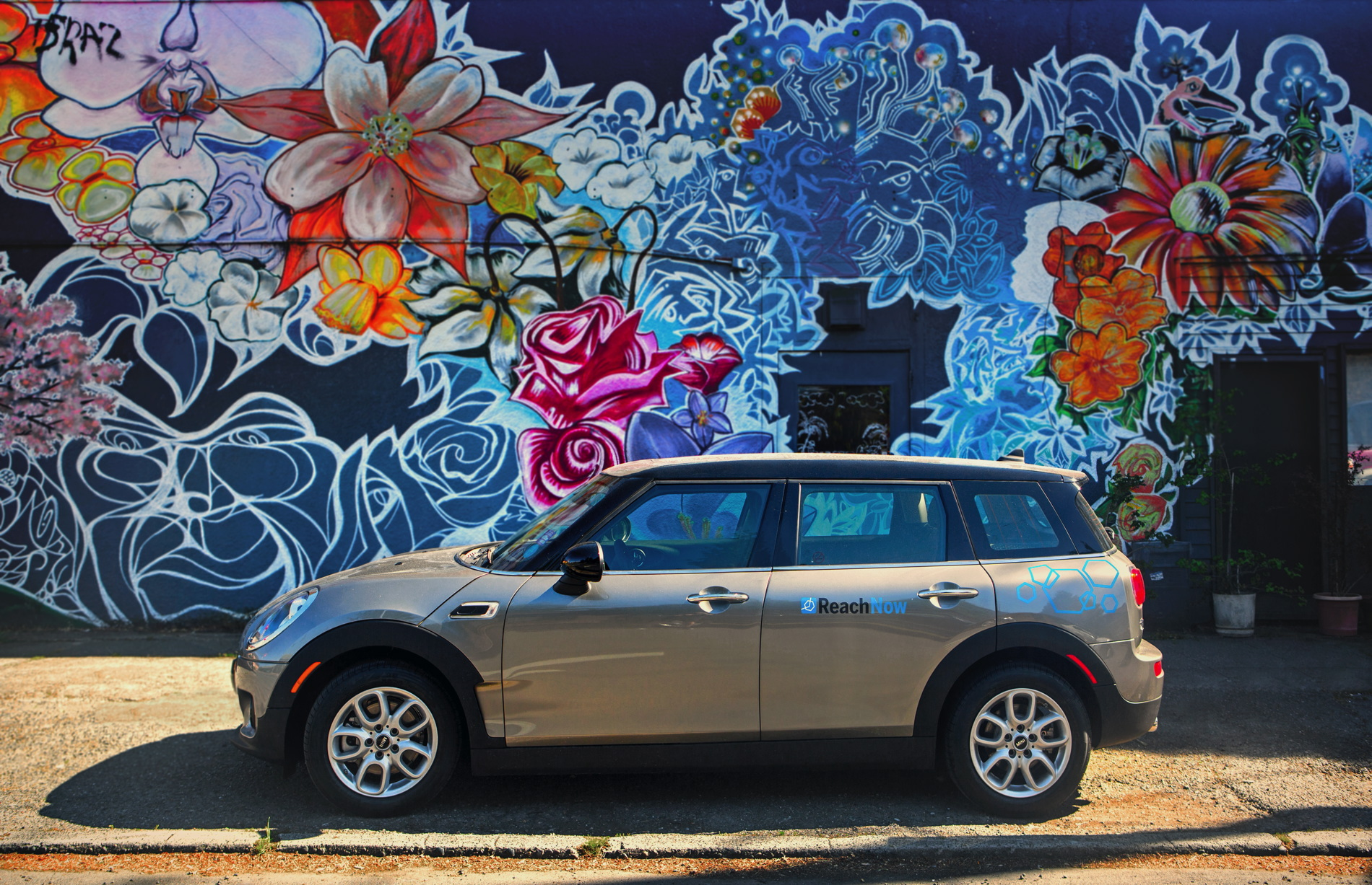 ReachNow BMW Group s Car Sharing Service Expands to Brooklyn