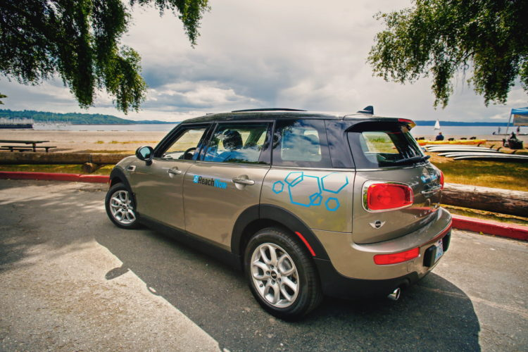 ReachNow Seattle BMW MINI 7 750x500
