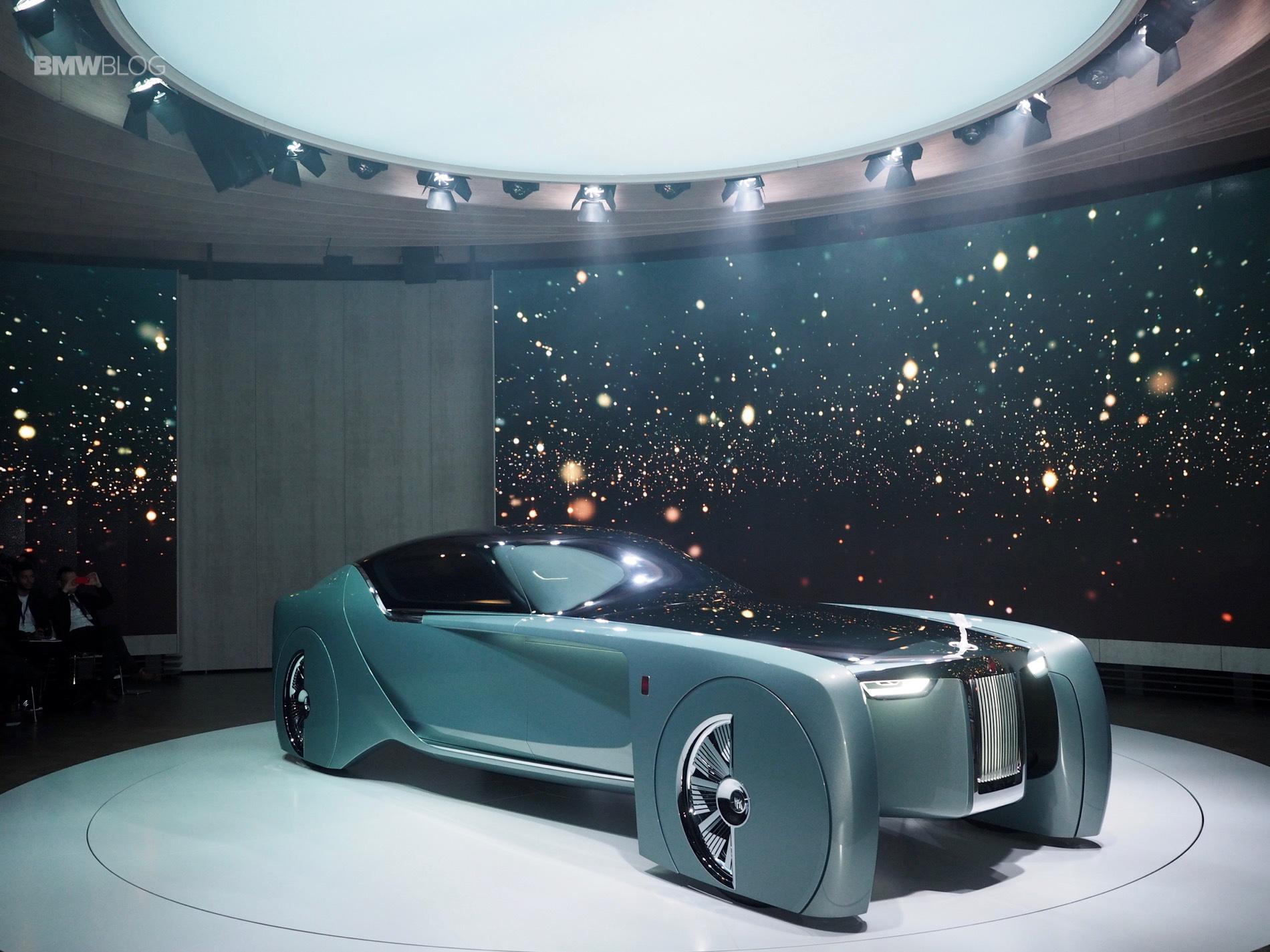 Rolls Royce Vision Next 100 4