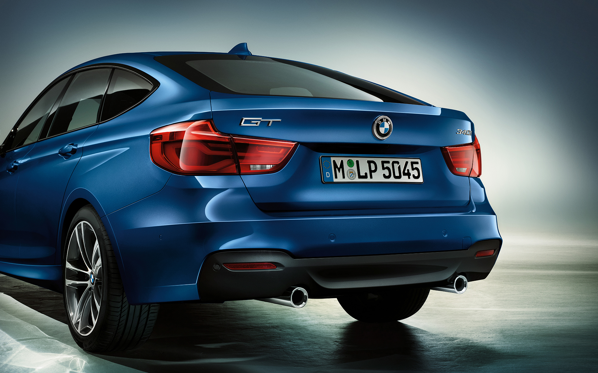 Wallpapers: 2017 BMW 3 Series GT Facelift