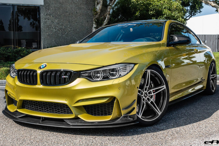 Video The Smoking Tire Drives Eas Tuned Bmw M4