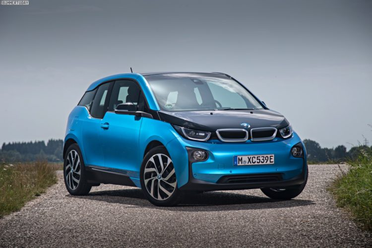 Bmw I3 Battery Upgrade >> Bmw I3 Rise By Over 70 In August 2016 After Battery Upgrade