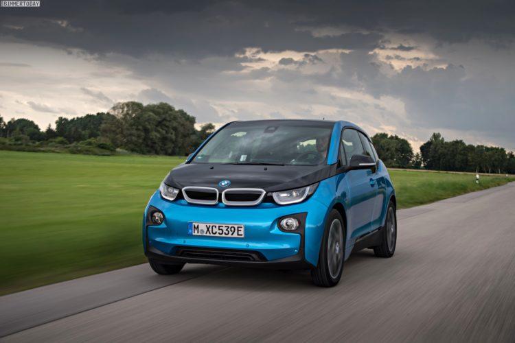 2016 BMW i3 94Ah Protonic Blue 33 kWh Elektroauto 12 750x500