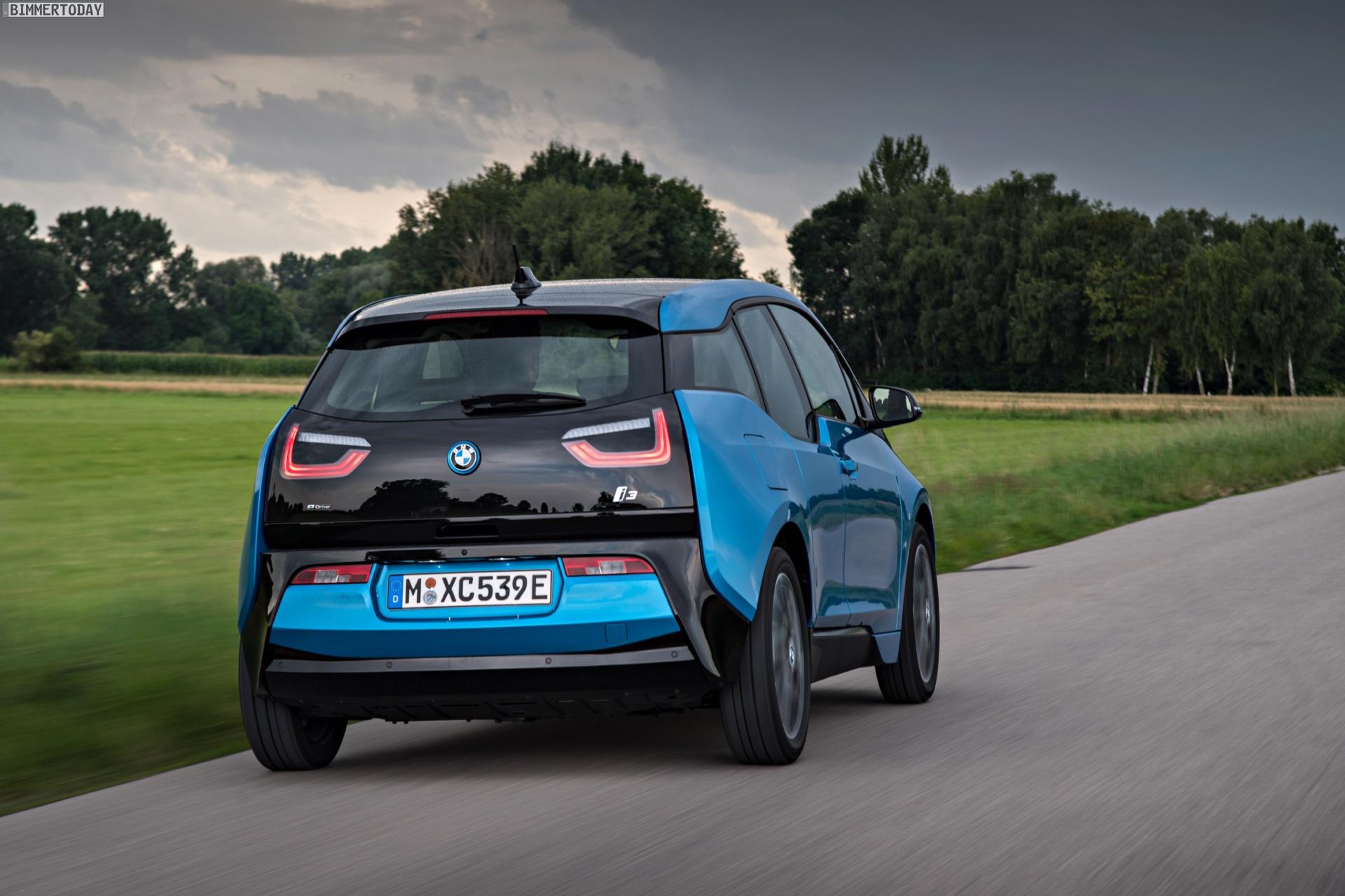 Bmw I3 Battery Upgrade >> Report: BMW plans i3S performance model