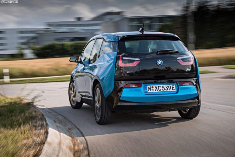 2016 BMW i3 94Ah Protonic Blue 33 kWh Elektroauto 16 750x500