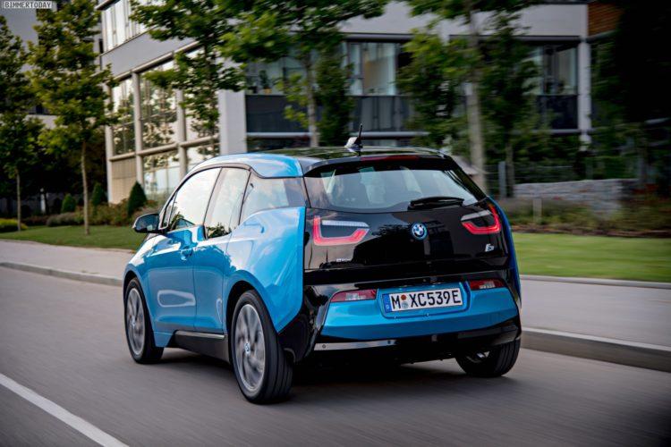 2016 BMW i3 94Ah Protonic Blue 33 kWh Elektroauto 19 750x500