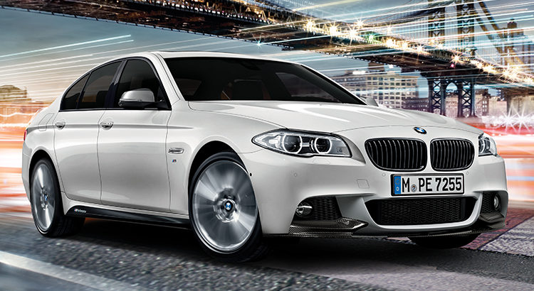 Bmw 528i M Performance Is Swan Song For The 5 Series In