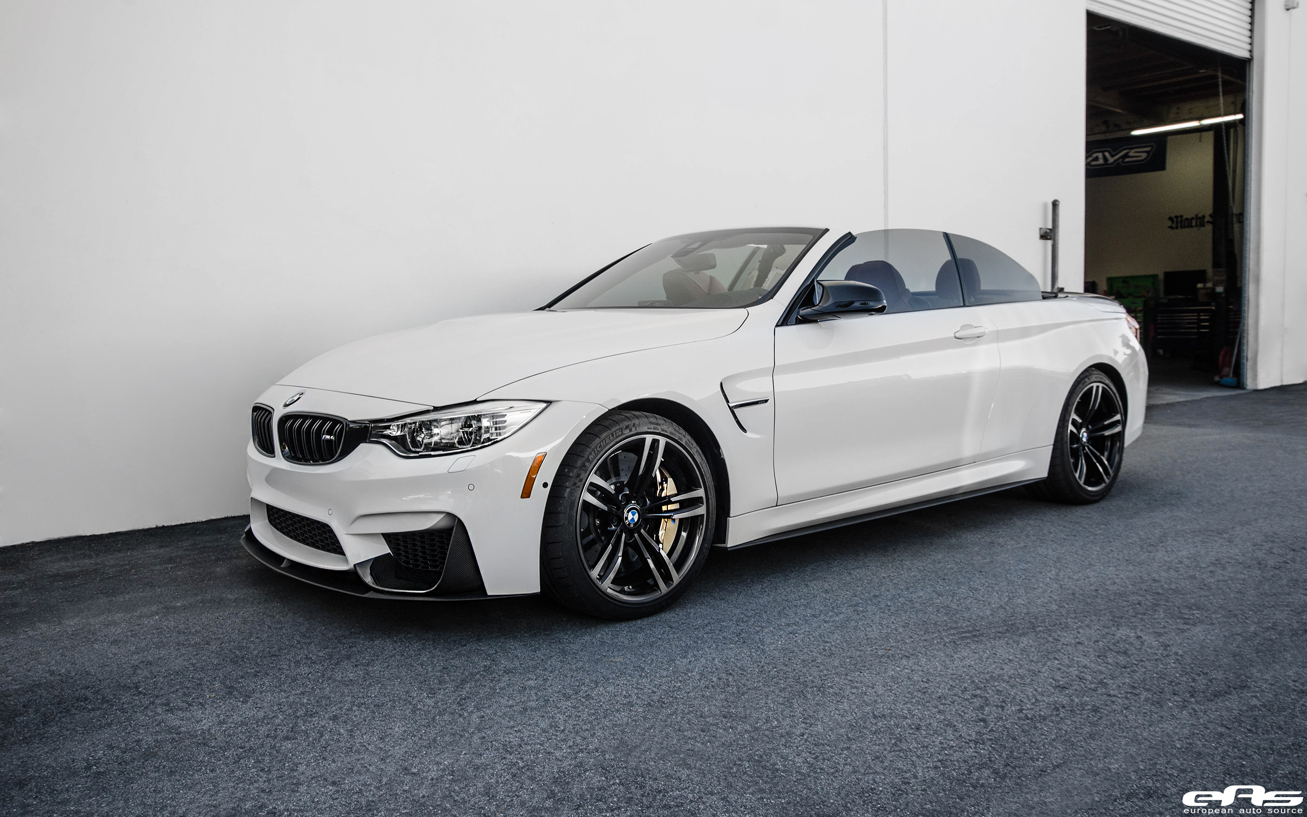 Bmw M4 Convertible Gets Dinan Cold Air Intake