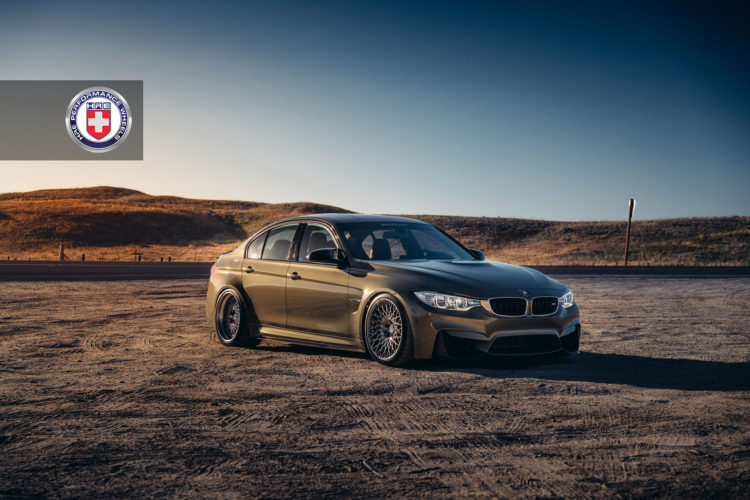 A BMW M3 With HRE Classic 501 Wheels Installed 13 750x500