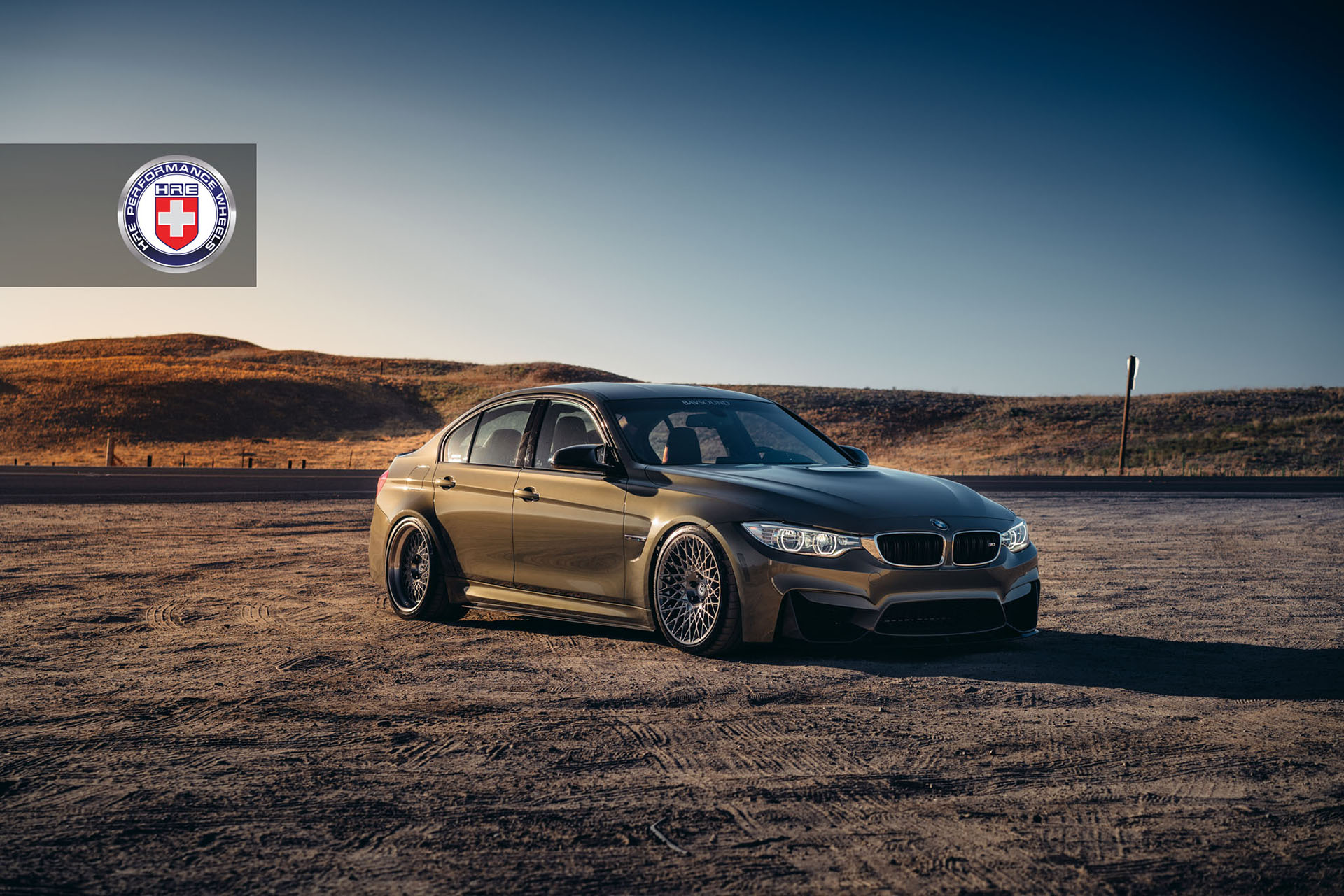 A BMW M3 With HRE Classic 501 Wheels Installed 13