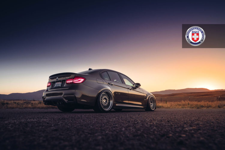 A Summer Inspired, Classy BMW M3 Shoot