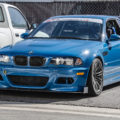 Time Attack Laguna Seca Blue E46 M3