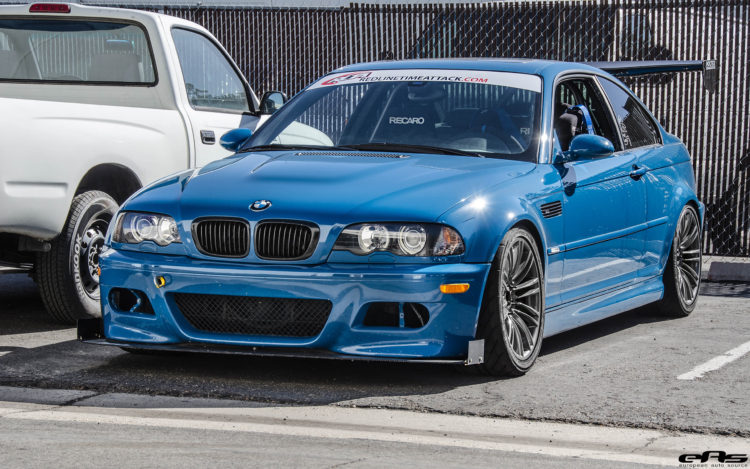 A Time Attack Laguna Seca Blue E46 M3 In Detail 1 750x469