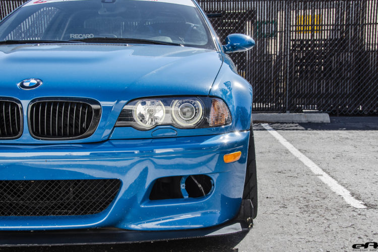 A Time Attack Laguna Seca Blue E46 M3 In Detail 2 750x500