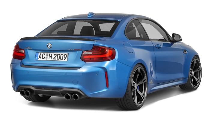 AC Schnitzer BMW M2 prv 2