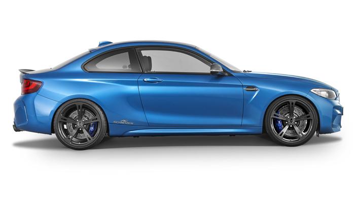 AC Schnitzer BMW M2 prv 3