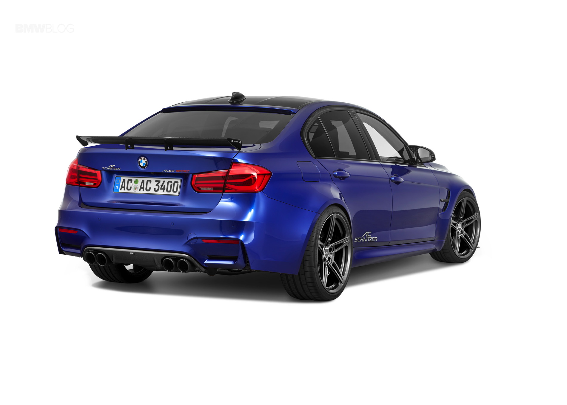 AC Schnitzer BMW M3 M4 tuning 1