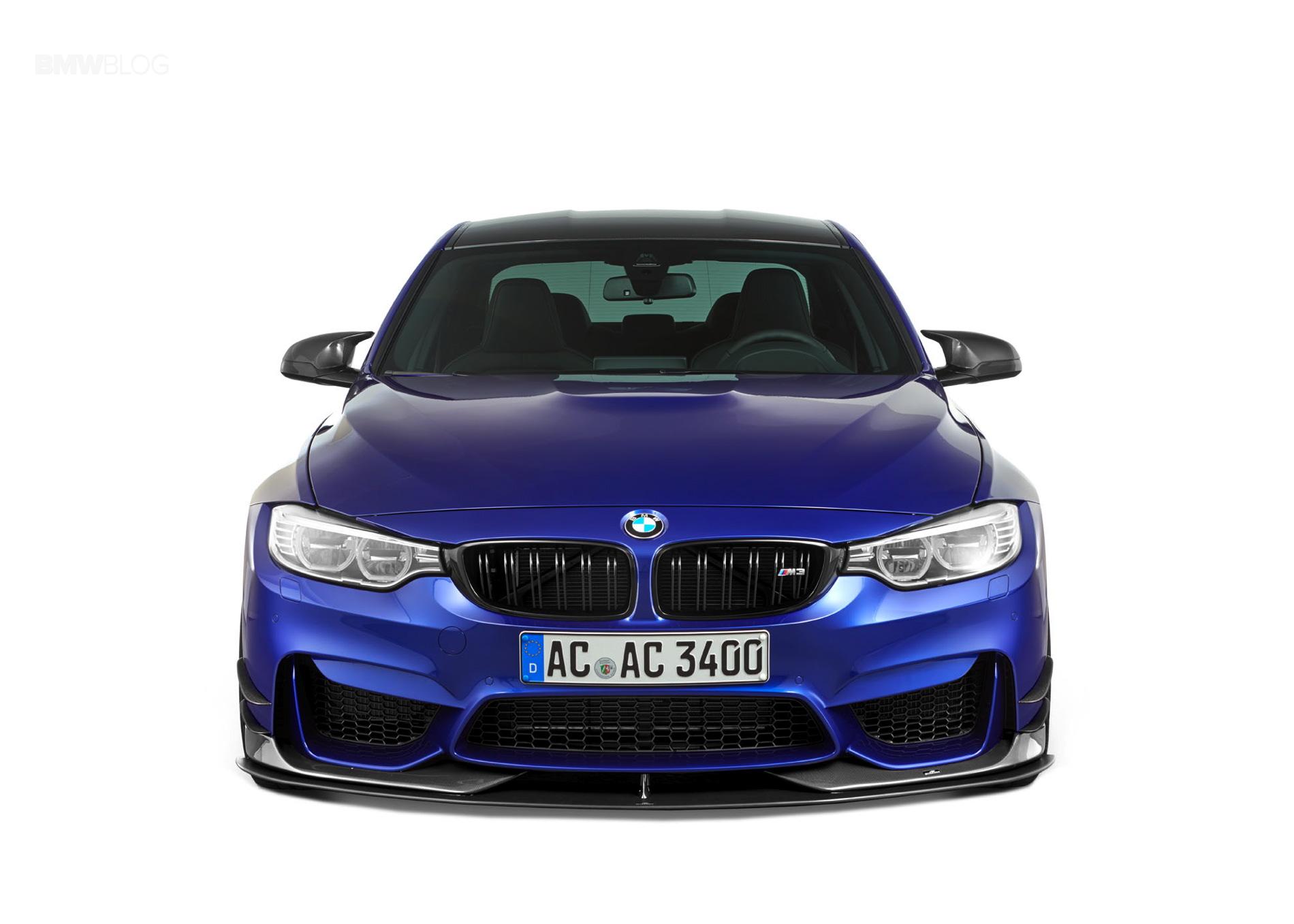 AC Schnitzer BMW M3 M4 tuning 17