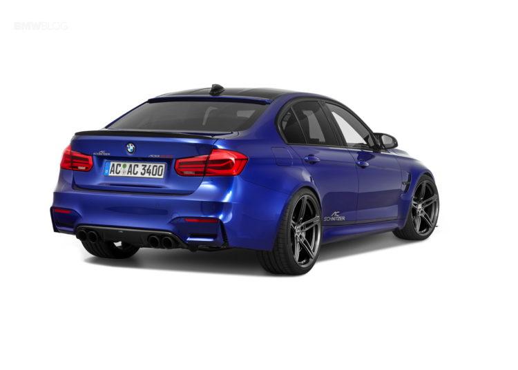 AC Schnitzer BMW M3 M4 tuning 20 750x536