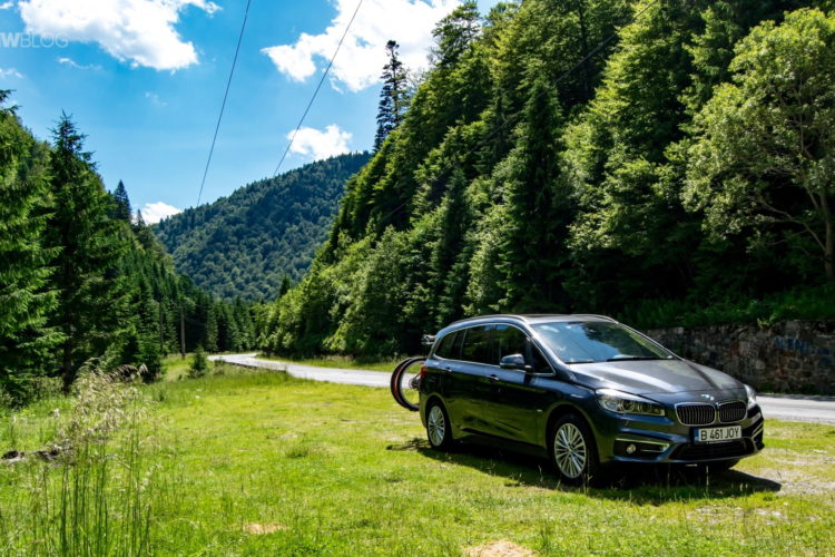 BMW 218d Gran Tourer test drive 40 750x500