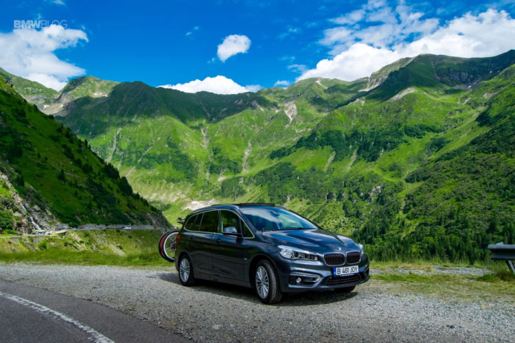 BMW 218d Gran Tourer test drive 49 750x500