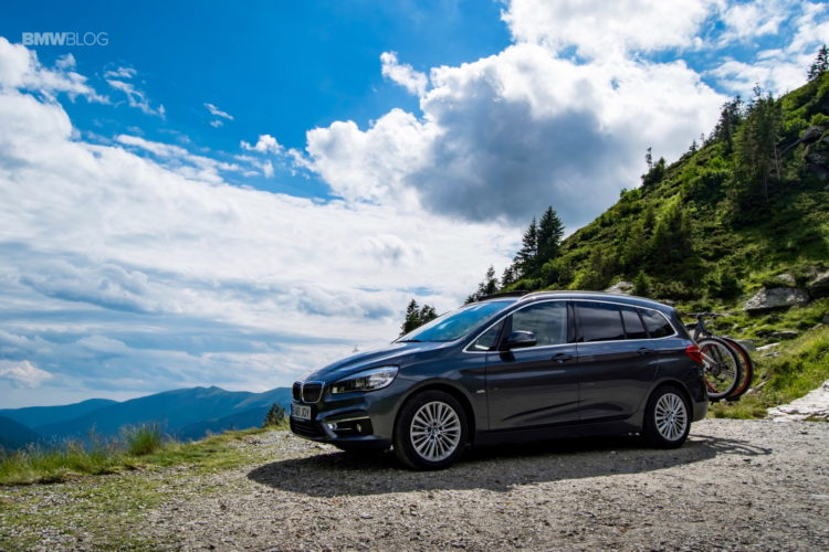 BMW 218d Gran Tourer test drive 51 750x500