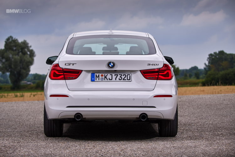 BMW 3 Series Gran Turismo Facelift 1 750x500