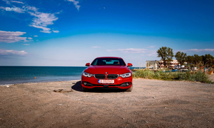 BMW 420i convertible test drive 16 750x450