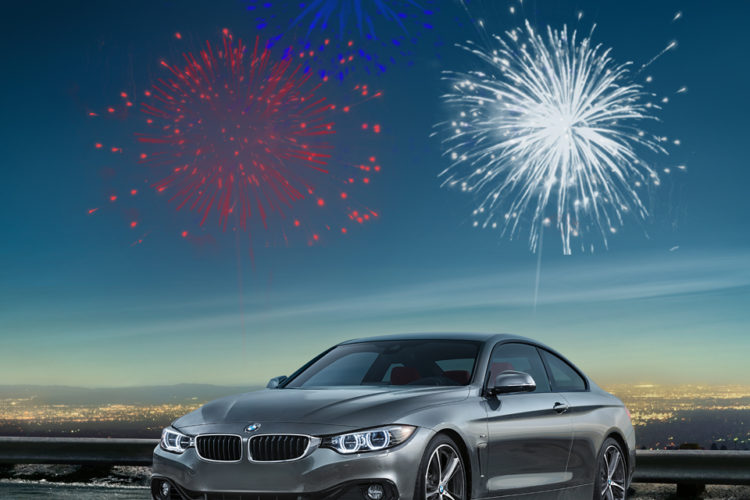 BMW 4th july 750x500