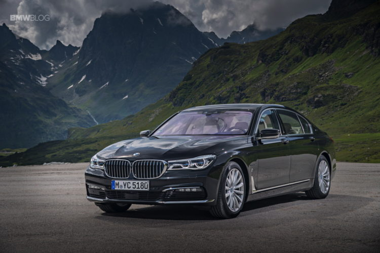 BMW 740e iPerformance 5 750x500