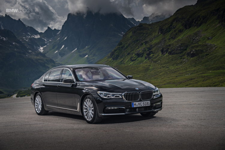 BMW 740e iPerformance 6 750x500