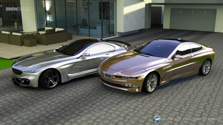 BMW 8 Series rendering tribute 11 750x423
