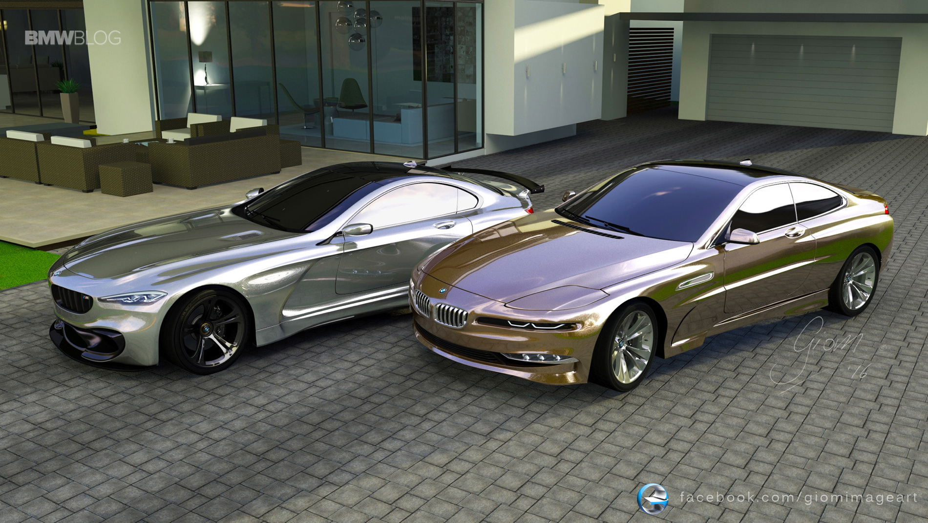 resurrected bmw 8 series to return by 2020. Black Bedroom Furniture Sets. Home Design Ideas